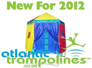 10ft trampoline circus tent