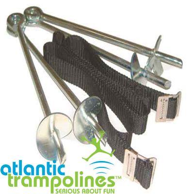 trampoline anchor kit