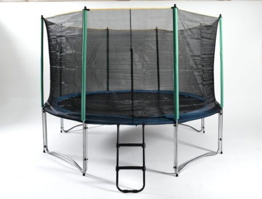 14ft trampoline enclosure