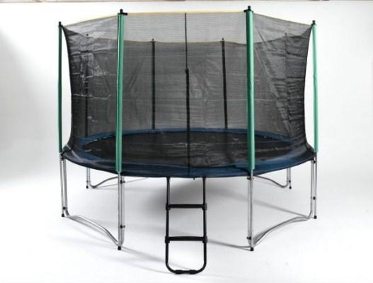 14ft trampoline enclosure