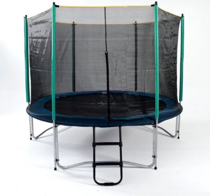 8ft trampoline enclosure net